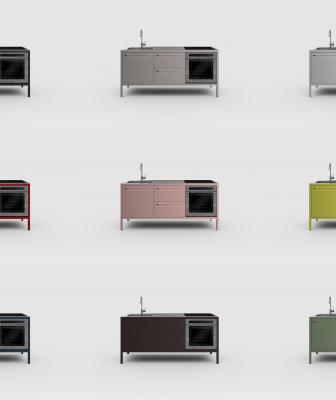 Fantin Frame Kitchen Collection