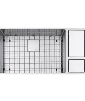 Franke Chef Center kitchen sink