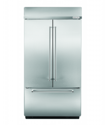 KitchenAid Platinum Architect French door refrigerator