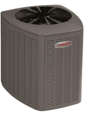 Lennox Elite EL15XP1 heat pump