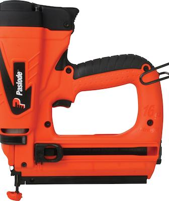Paslode has issued a new and improved 16-gauge straight cordless finish nailer to run on a 7.4-volt Li-ion battery platform, replacing the NiCd version