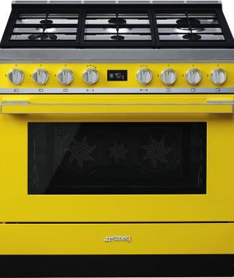 Smeg Portofino in Yellow