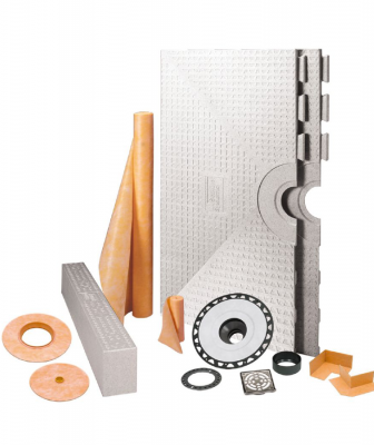 Schluter Systems Kerdi Shower Kit