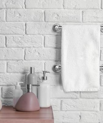sterlingham Cascade collection towel warmer
