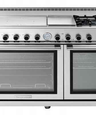 Tecnogas Superiore says its Next TriFuel range is the first product of its kind that offers the precision of gas burners, the convenience and efficiency of induction, and the luxury of an easy-clean electric griddle in one unit.