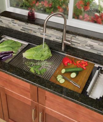 Ultra Ledge kitchen Lenova sink accessory