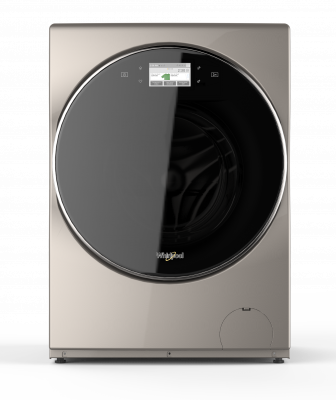 Whirlpool all in one washer dryer combo stainless steel