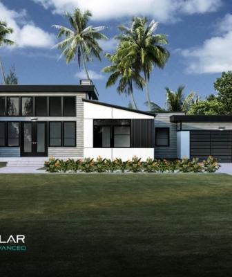 S2A Modular home