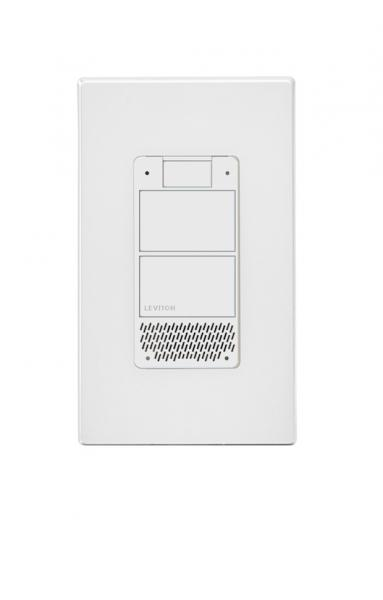 Leviton Decora Voice controlled Dimmer straight