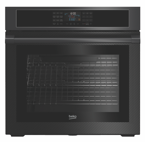 Beko Carbon Fiber Appliances 30-inch Built-In Wall Oven