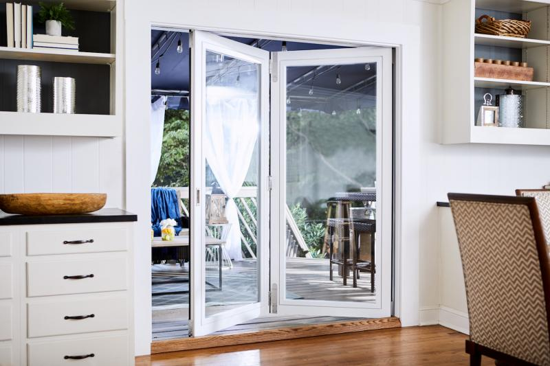 Jeld-Wen Unveils Affordably Priced Folding Patio Door | PRODUCTS