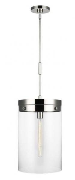 Generation Lighting Chapman and Myers Garrett 1 Pendant