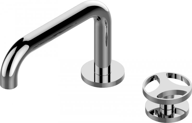 GRAFF Harley Collection single hole low lav faucet