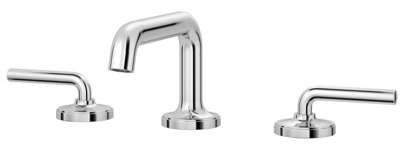 Pfister Tenet Bath Collection widespread lever handle lavatory faucet