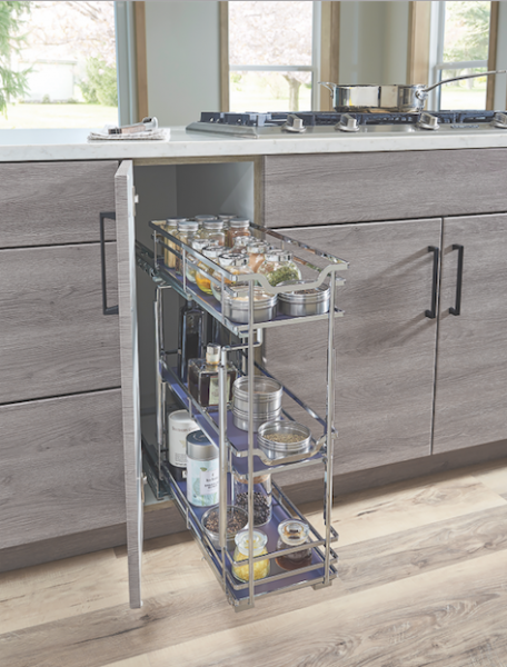 Hardware Resources pullout base cabinet