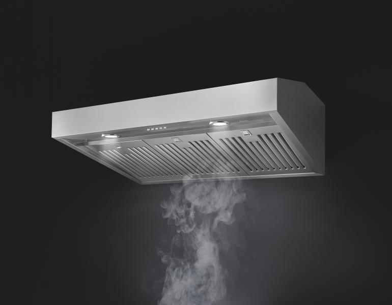 Forza range Hood with steam