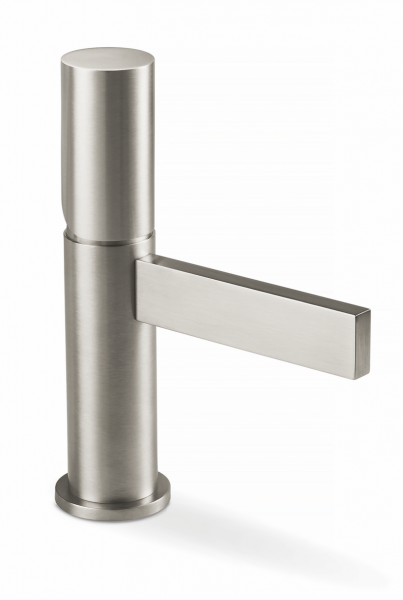 California Faucets Bel Canto Cylinder Handle 8.5-inch polished nickel