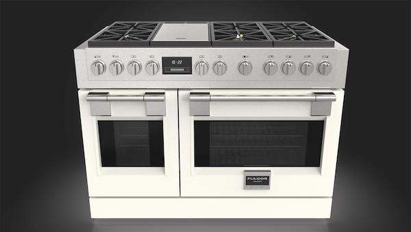 16 fulgor milano Sofia All gas range