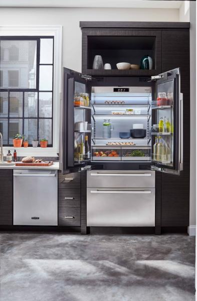 23 Signature Kitchen Suite French Door Refrigerator