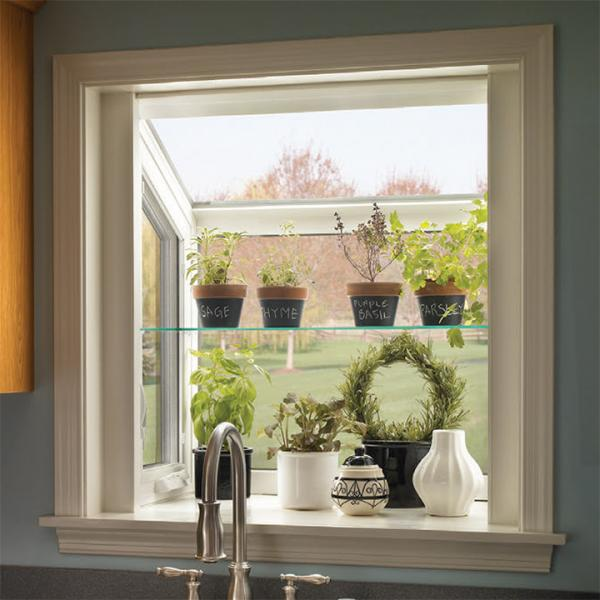 Ply Gem Premium Garden Window