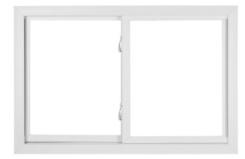 Simonton Vinyl Slider Window 0