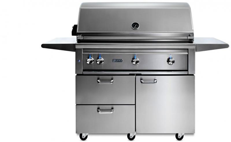 Lynx Professional Series 42 Inch Freestanding Grill