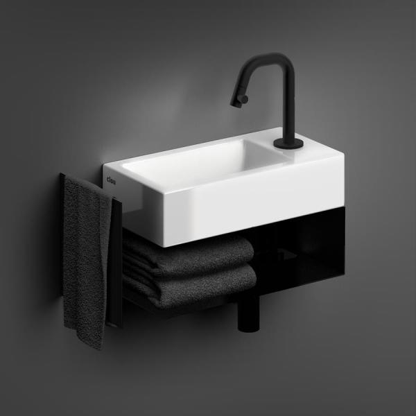 Clou Flush Open Metal Shelf