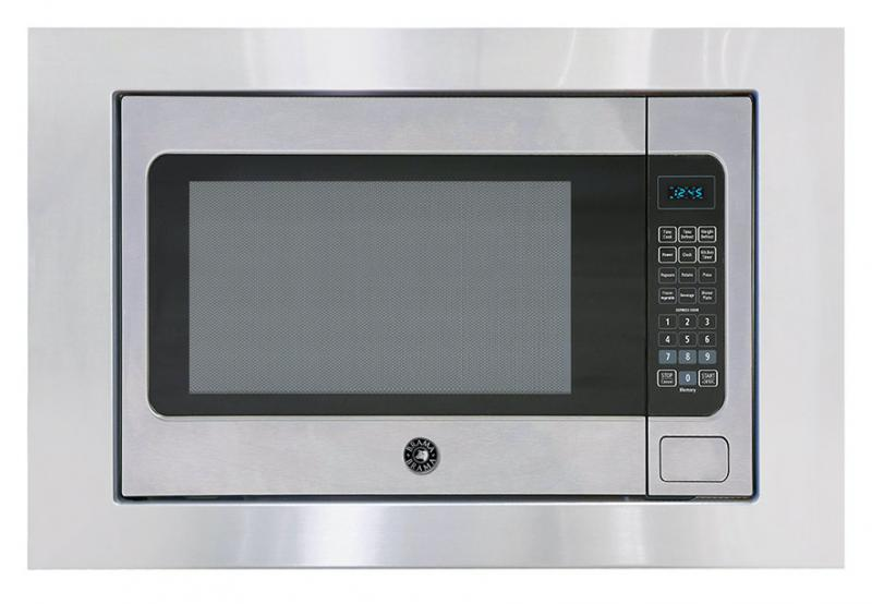 Vinotemp Brama 30inch built in Microwave Oven silo