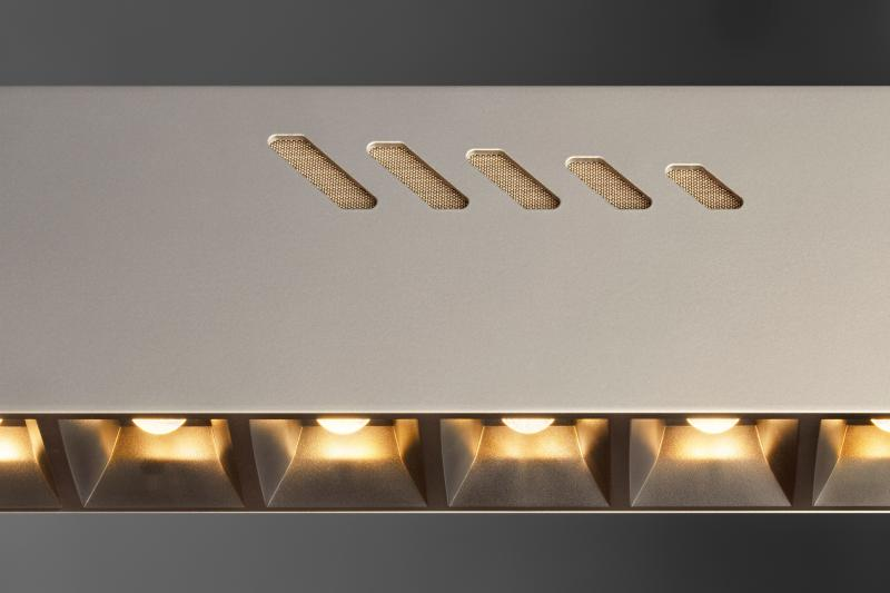 OLEV Pure BioAir Light Fixture Detail