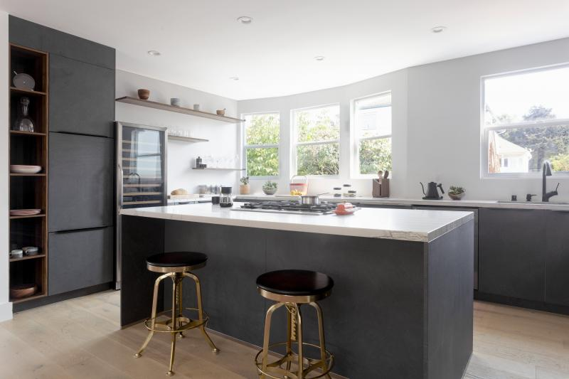 FORM Kitchens Dark Gray Project 2