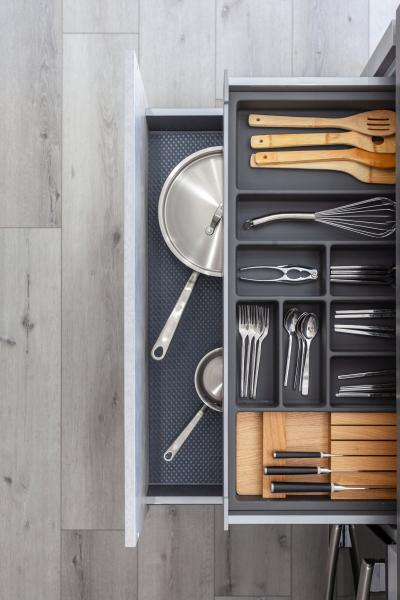 FORM Kitchens Project Drawer Accessories