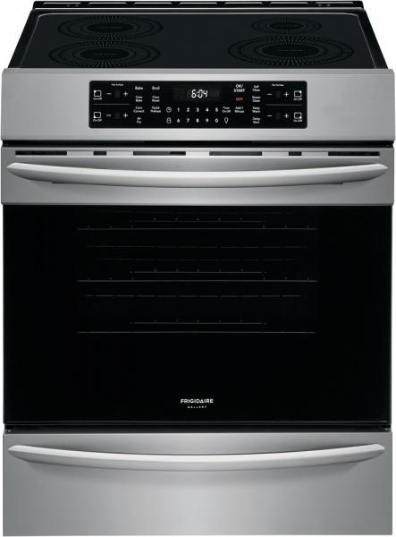 Frigidaire Gallery Series 30 Inch Induction Range
