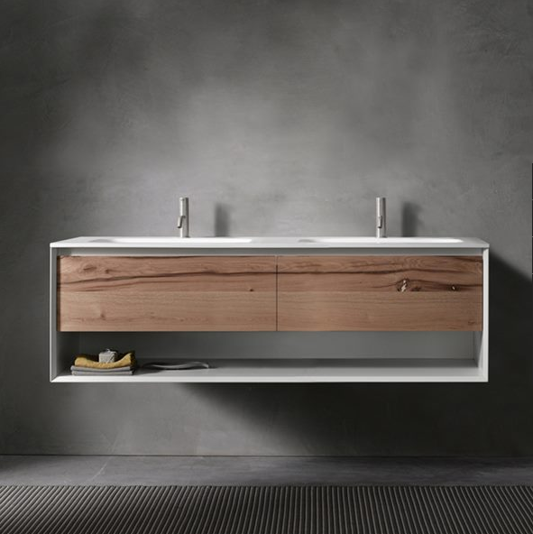 Is A Wall Or Floor Mount Vanity Right For Your Next Bath - Wall mount vanities for bathrooms