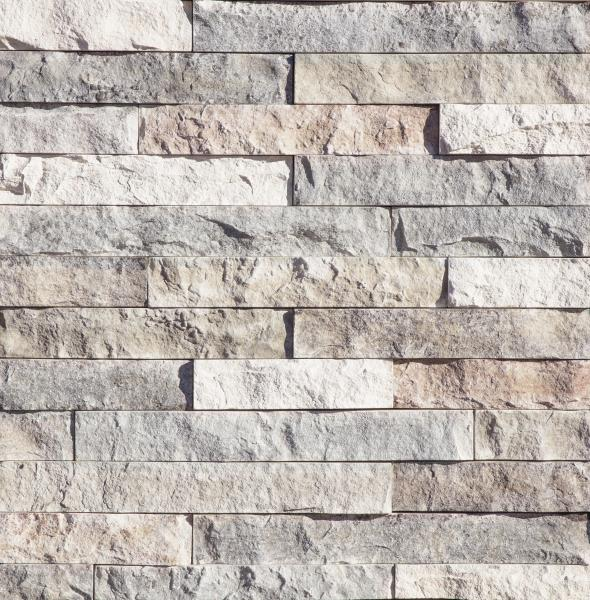 Eldorado Stone LedgeCut33 in Whitecap, IBS debut