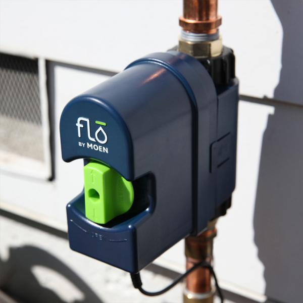 Flo by Moen water leak detector