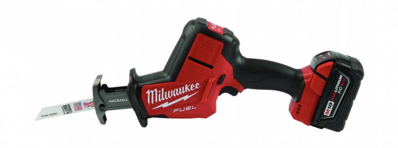 Milwaukee Tool Fuel Hackzall cordless