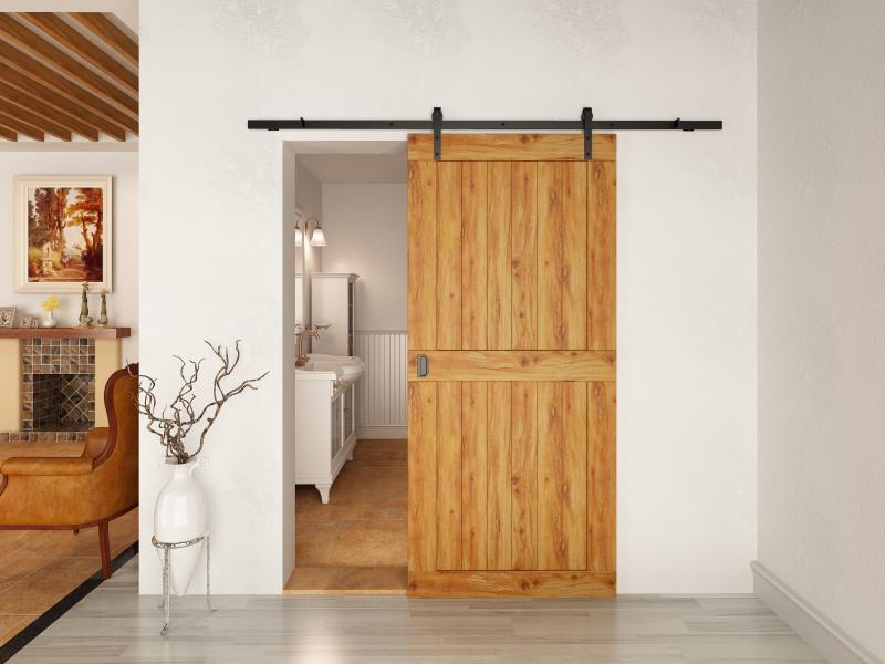 Hafele Debuts Soft Close Barn Door Hardware Products