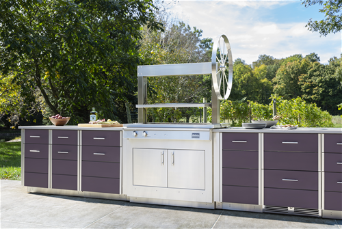 Kalamazoo Outdoor Gourmet Arcadia Series kitchen