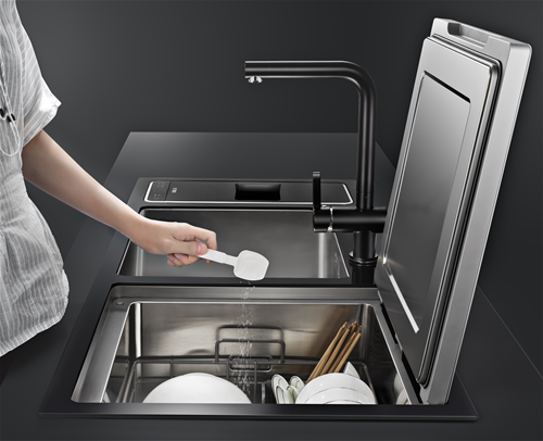 Fotile sink dishwasher
