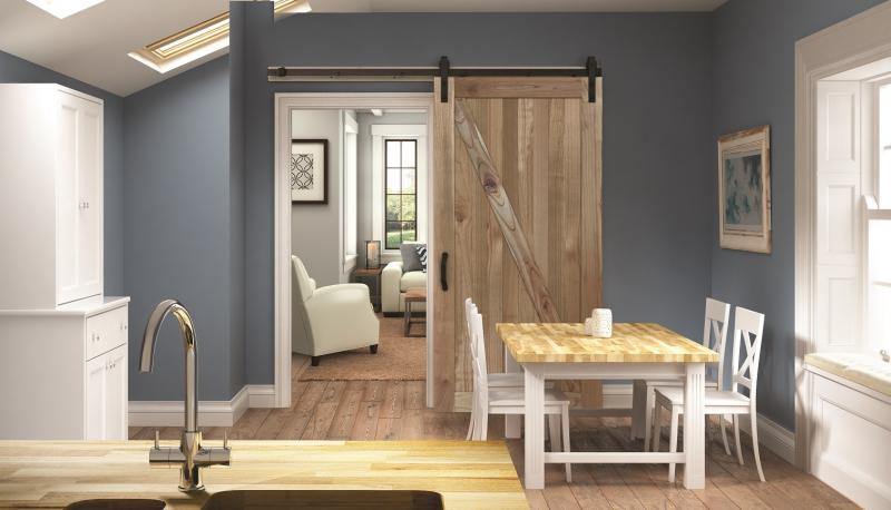 Jeld-Wen Barn Door system