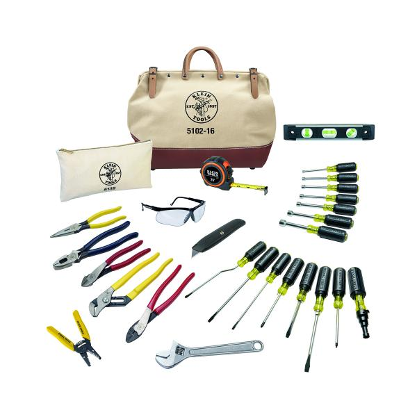 Klein Tools heavy duty high-bottom bag