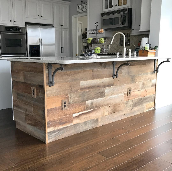 Artis Wall reclaimed wood planks Best of IBS 2018