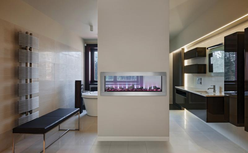 The CLEARion fireplace from Napoleon will debut at IBS 2018