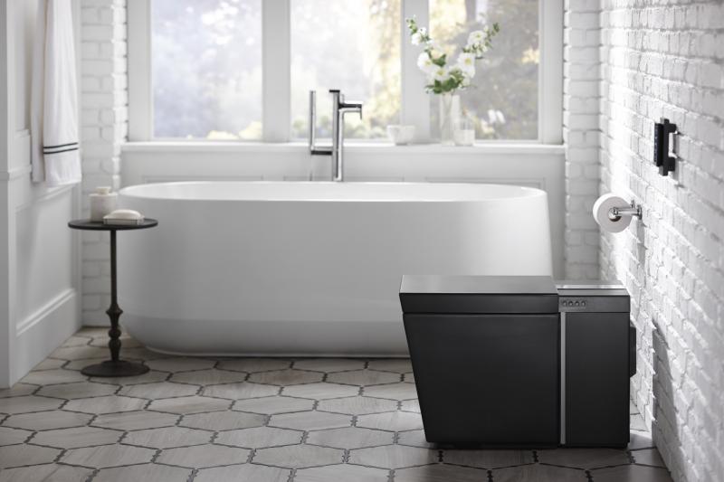 Numi Kohler Smart Toilet with Bidet Heated Seat