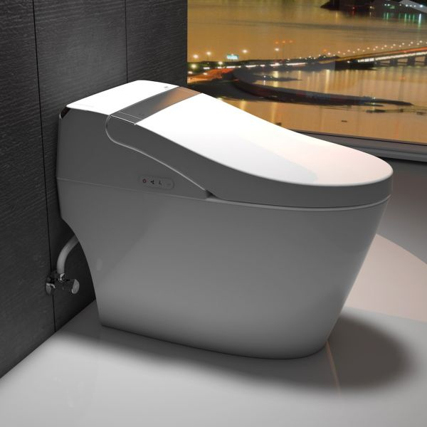 Woodbridge Smart toilet with bidet dual flush