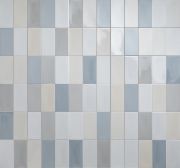 Classics Tide Series Wall Tile Subway Style Blues