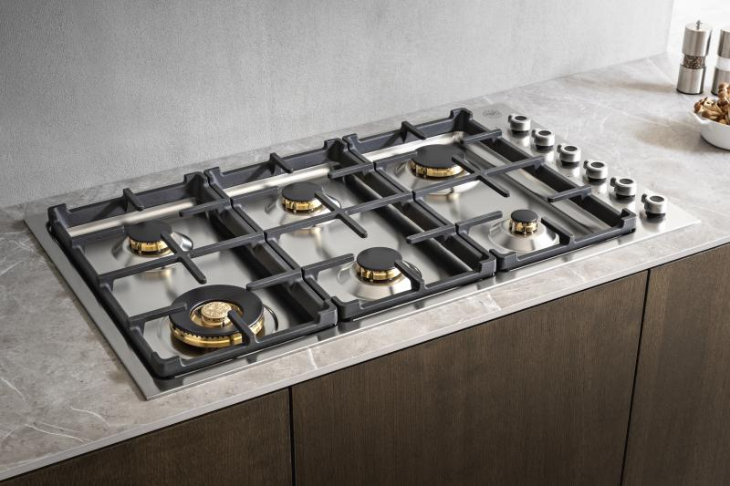 Bertazzoni cooktop new high performance