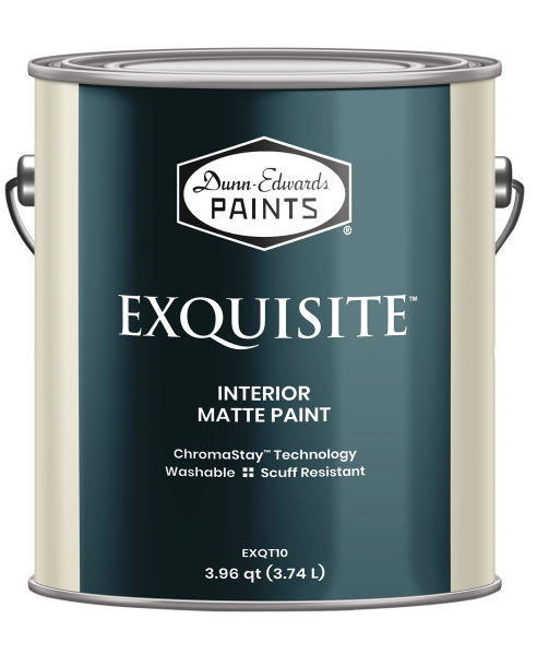 Exquisite high end paint low-voc