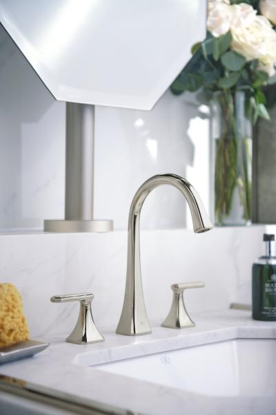High arc DXV sink faucet