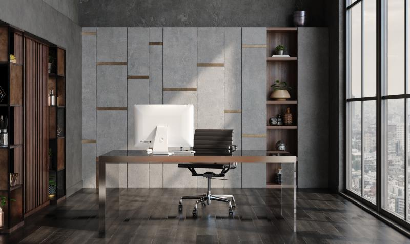 Home Offices: Research, Then Design